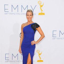Lara Spencer en los Premios Emmy 2012