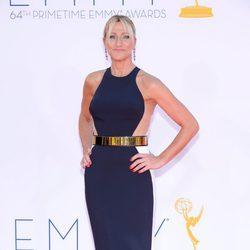 Edie Falco en los Emmy 2012