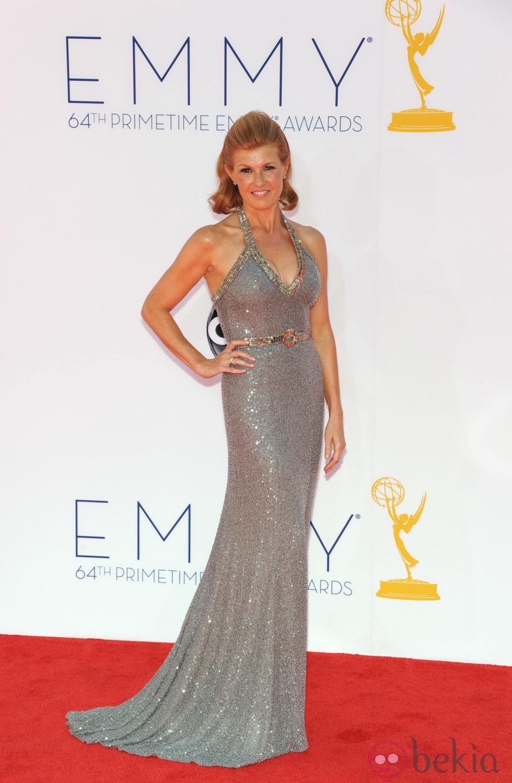 Connie Britton en los Emmy 2012