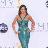 Sofía Vergara en los Emmy 2012