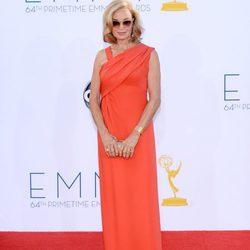 Jessica Lange en la alfombra roja de los Emmy 2012