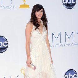 Kristen Wiig en los Premios Emmy 2012