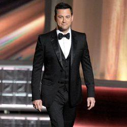 Jimmy Kimmel presentando los Premios Emmy 2012