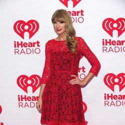 Taylor Swift en el Festival de Música iHeartRadio 2012