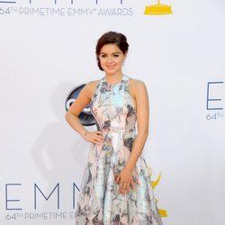 Ariel Winter en los Premios Emmy 2012