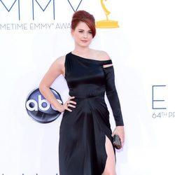 Alexandra Breckenridge en los Premios Emmy 2012