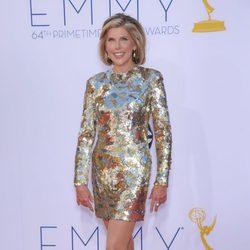 Christine Baranski en los Emmy 2012