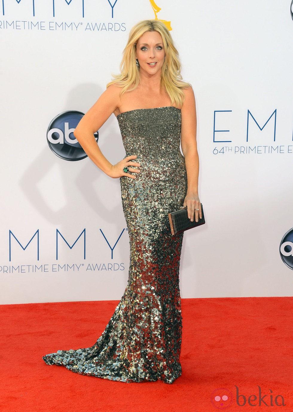 Jane Krakowski en los Premios Emmy 2012