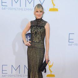 Lily Rabe en los Premios Emmy 2012