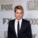 Chord Overstreet en la fiesta celebrada por Fox tras los Premios Emmy 2012
