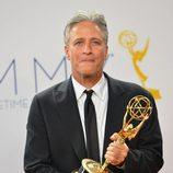 Jon Stewart en los Emmy 2012