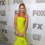 Julie Bowen en la fiesta de la Fox tras la entrega de los Premios Emmy 2012