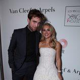 Robert Pattinson y Natalie Portman en la fiesta tras el estreno de 'L.A. Dance Project'