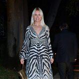 Valeria Mazza apoya a Cavalli en la Semana de la Moda de Milán