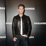 Michael Bublé en el desfile de Dsquared2 en la Semana de la Moda de Milán