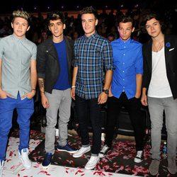 One Direction en los MTV VMA 2012
