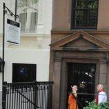 Telma Ortiz y Jaime del Burgo buscando casa en Nueva York