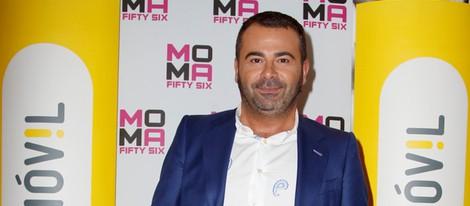 Jorge Javier Vázquez en la presentación del single de Vicky Larraz 'Earthquake'