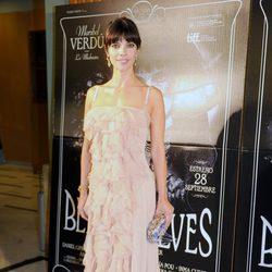 Maribel Verdú en el estreno de 'Blancanieves' en Barcelona