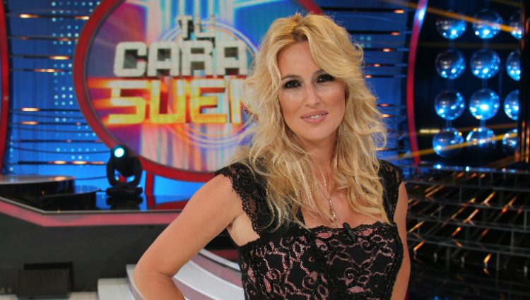 Carolina Cerezuela participa como jurado en el programa 'Tu cara me suena'