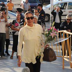 Isabel Pantoja en la reanudación del juicio por el 'caso Malaya'