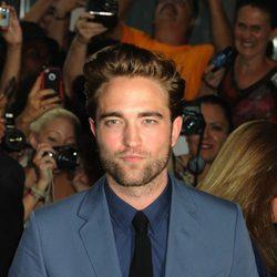 Robert Pattinson en la premiere de 'Cosmopolis'