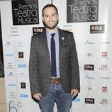 Jorge Blass en los Premios del Teatro Musical 2012