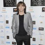 Adrián Lastra en los Premios del Teatro Musical 2012