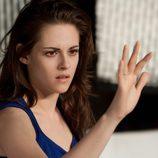 Kristen Stewart se sorprende de su cambio en 'Amanecer.Parte 2'