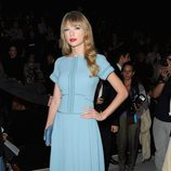 Taylor Swift en el desfile de Elie Saab en la Semana de la Moda de París