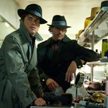 Matt Bomer y Joe Manganiello en una escena de 'Magic Mike'