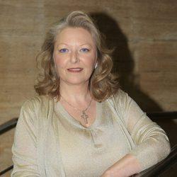 La vidente Anne Germain presente en un acto de Telecinco