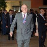 El Rey Juan Carlos en el 20 aniversario del Museo Thyssen-Bornemisza