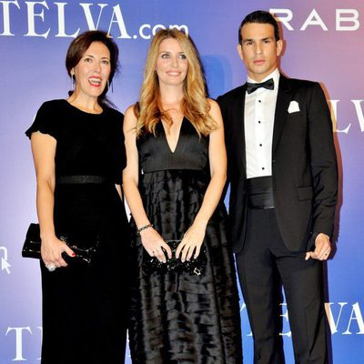 José María Manzanares y Rocío Escalona en los Premios Telva de Arte, Ciencia y Deportes 2012
