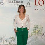 Sandra Barneda en el estreno de 'Lo Imposible' en Madrid
