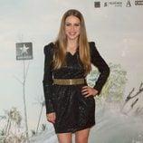 Carla Nieto en el estreno de 'Lo Imposible' en Madrid
