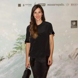 Bárbara Goenaga en el estreno de 'Lo Imposible' en Madrid