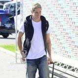 Fernando Torres se concentra con la Selección Española en Las Rozas