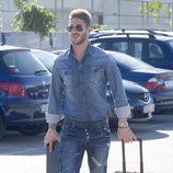 Sergio Ramos se concentra con la Selección Española en Las Rozas