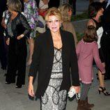 La Baronesa Thyssen en el concierto de Ainhoa Arteta por los 20 años de la ANAA