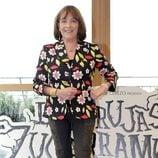 Carmen Maura en la presentación del rodaje de 'Las brujas de Zugarramurdi'