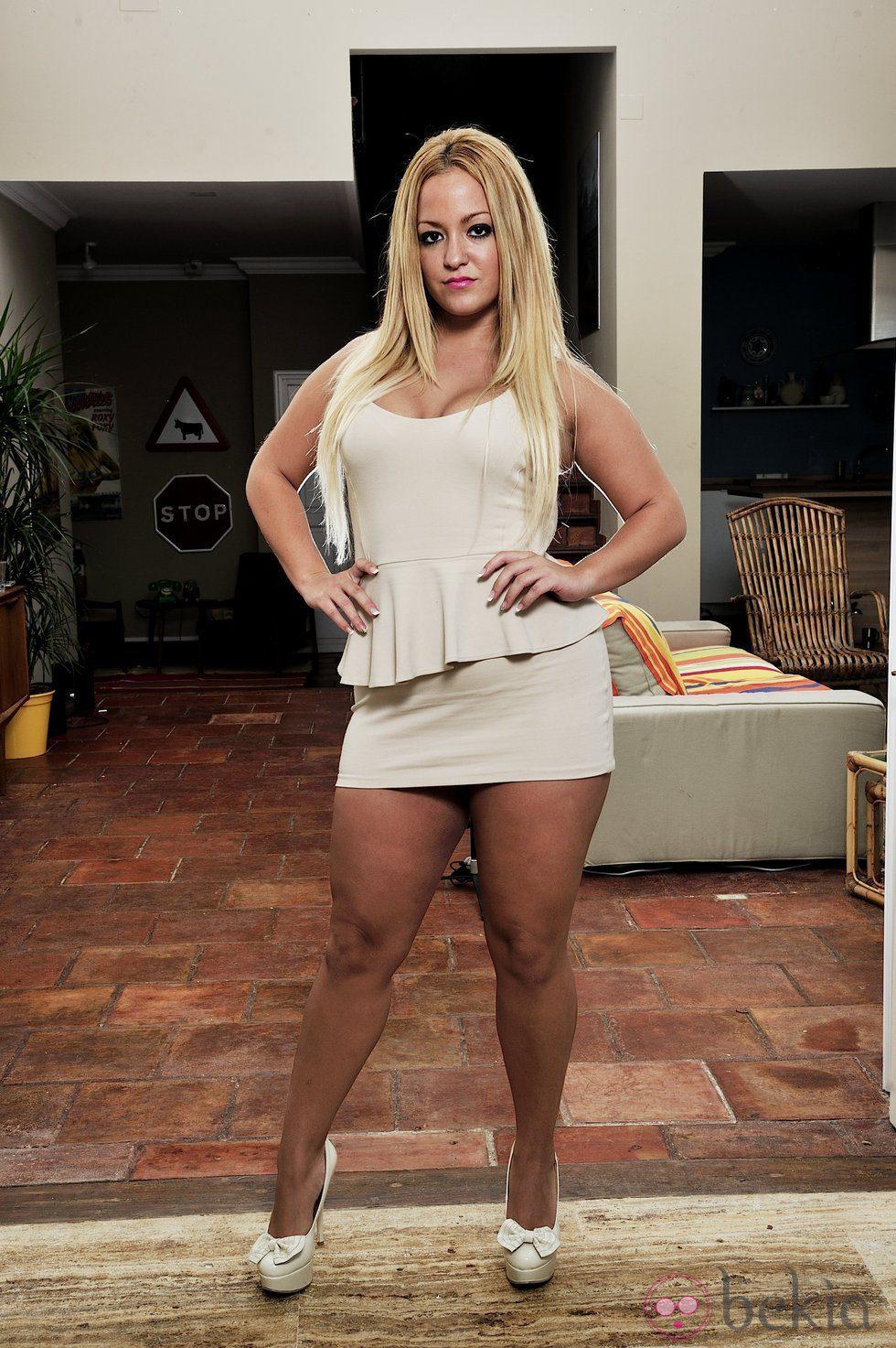Cristina 'Gata', la diva del programa de 'Gandía Shore'