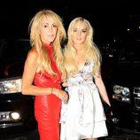 Lindsay Lohan y su madre Dina