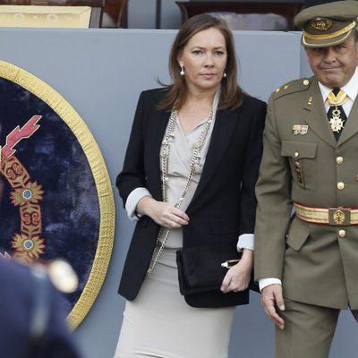 Elvira Fernández Balboa en el Día de la Hispanidad 2012