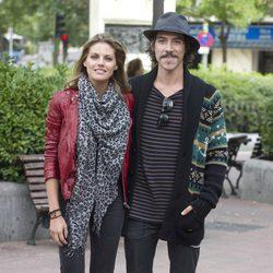 Amaia Salamanca y Óscar Jaenada presentan '¡Atraco!' en Madrid
