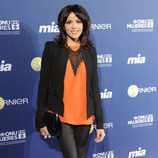 Raquel del Rosario en los Premios Cuida de ti 2012