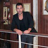 David Seijo en la presentación de la tercera temporada de 'El Barco'