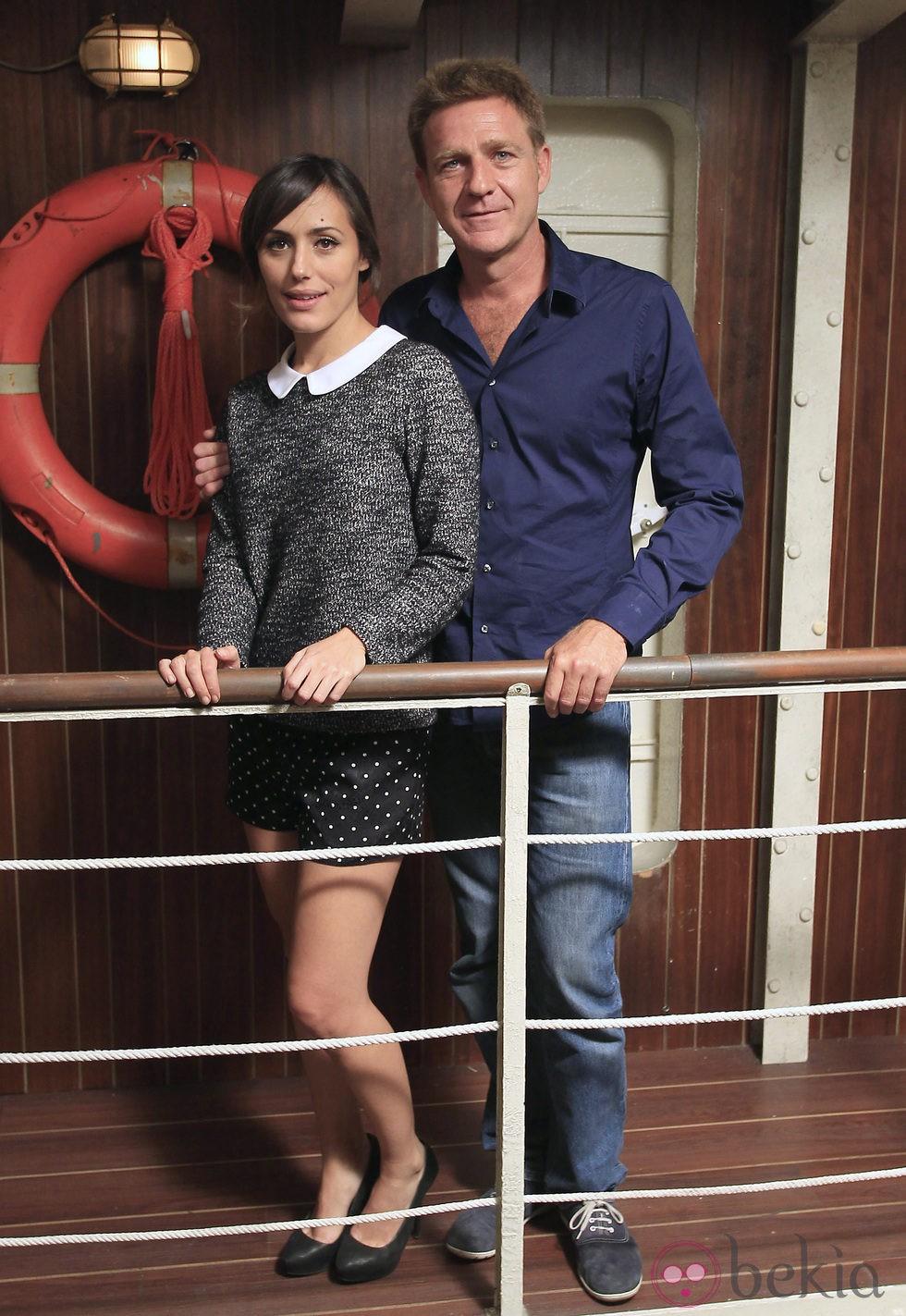 ¿Cuánto mide Juanjo Artero? 29827_irene-montala-artero-presentacion-tercera-temporada-barco
