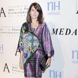 Ángeles González Sinde en la entrega de la Medalla de Oro de la Academia de Cine 2012