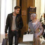 Soraya Arnelas y Miguel Herrera, de compras por Madrid